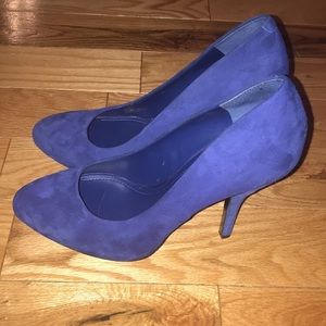 BCBGeneration Blue High Heels